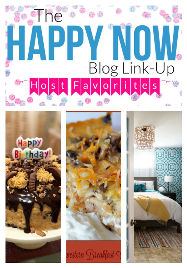 The Happy Now Blog Link Up #133