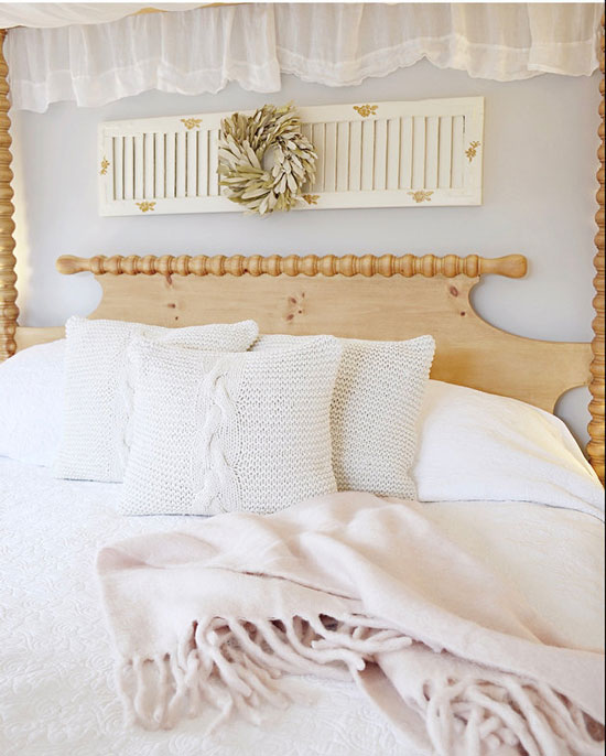 Master Bedroom Makeover Ideas From Dabbling and Designing.
