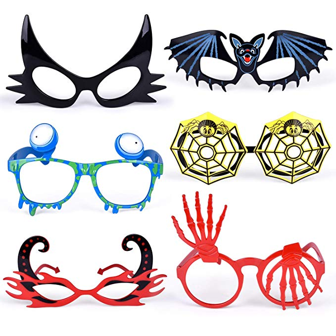 Halloween Party Glasses for Kids