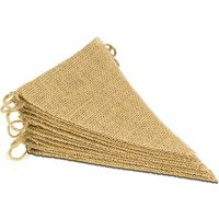Neutral Fabric Bunting