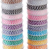 Baker's Twine in a variety of Colors