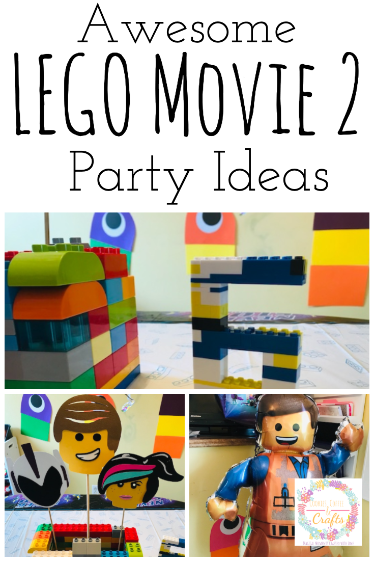 Awesome LEGO Movie 2 Party