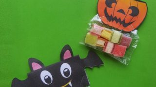 Halloween Kids' Craft Treat Bag Toppers