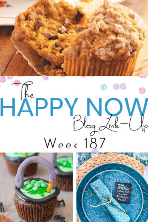 The HappyNow Blog Link Up Week 187