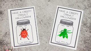Easy DIY Halloween Bug Treats
