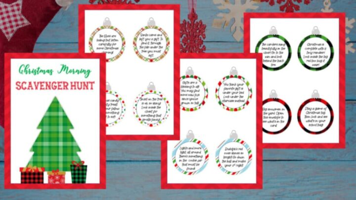 Free Christmas Printables Over 100 Festive Ideas For Kids And Families