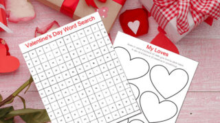 Free Printable Valentine Activities For Preschoolers