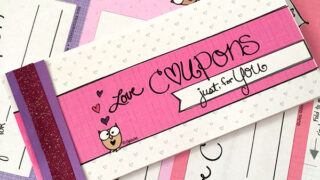Valentine's Coupon Book