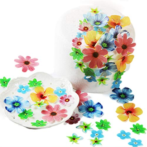Edible Flowers for Cupcakes & Cakes