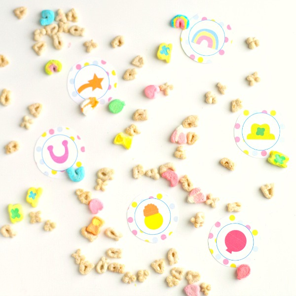 Free Lucky Charms Party Printables