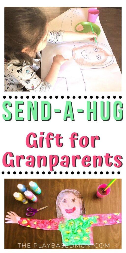 Send-a-Hug Craft
